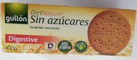 Diet Nature Digestive sin azúcares - نتاج - fr