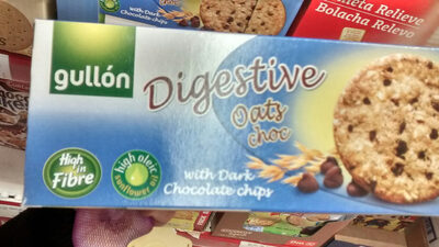 Galletas Digestive Avena choco - Product