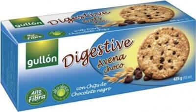 Galletas Digestive Avena choco - Produit - en