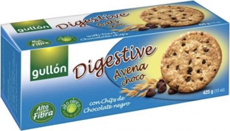 Galletas Digestive Avena choco - Product - en