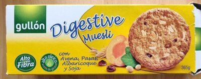 Digestive Muesli - Product - es