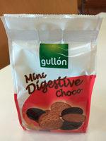 Mini Digestivechoco100g - Producte - es