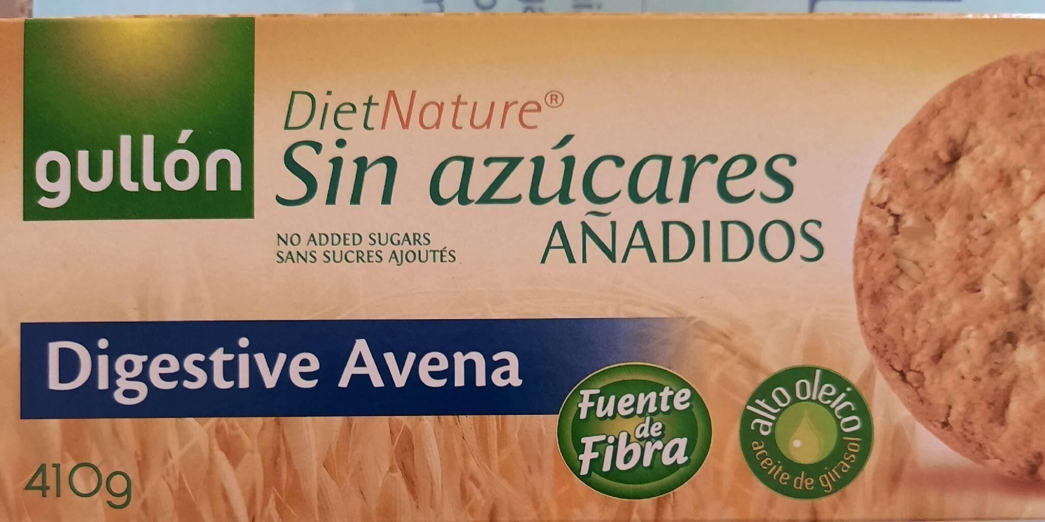 Digestive avena - Prodotto - es