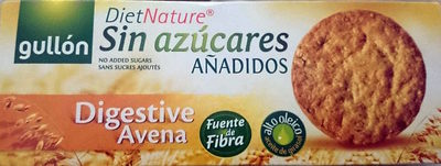 Diet nature sin azúcares añadidos - Producto