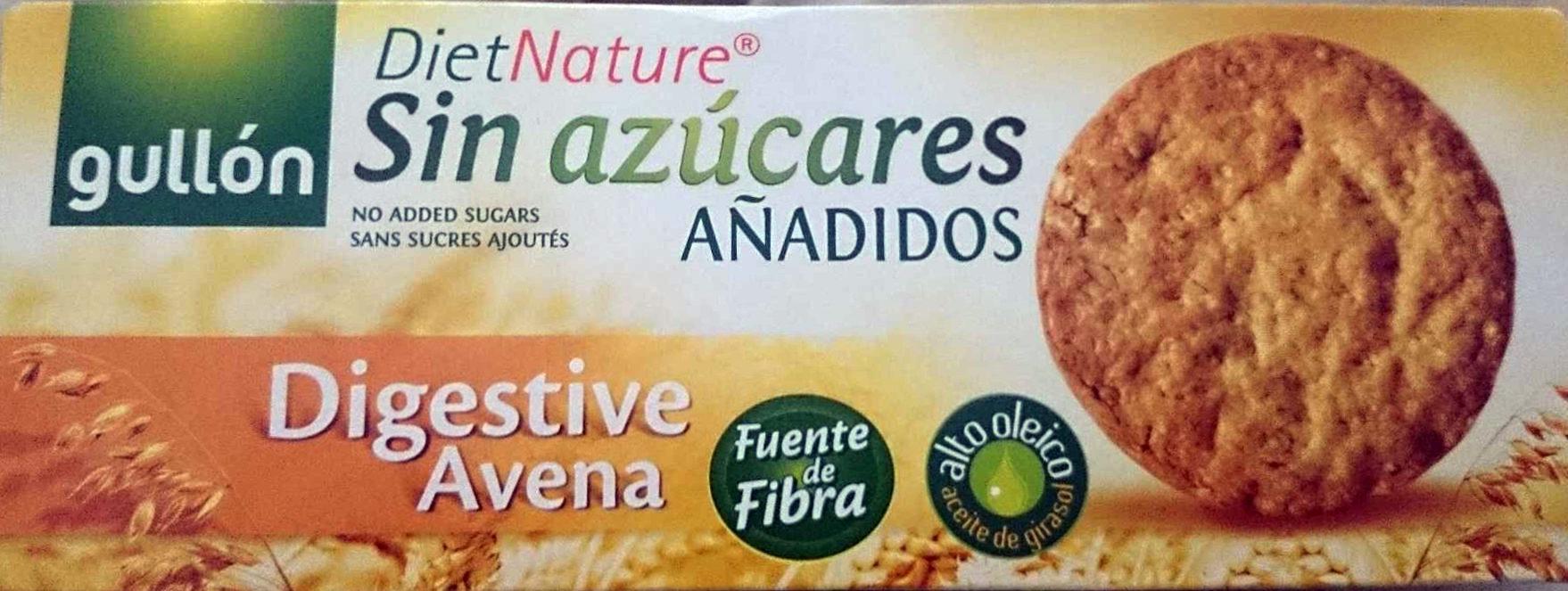 Digestive Avena - Producto