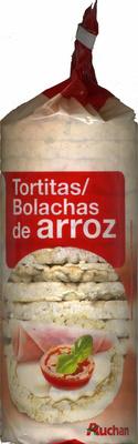 Tortitas de arroz - Producto