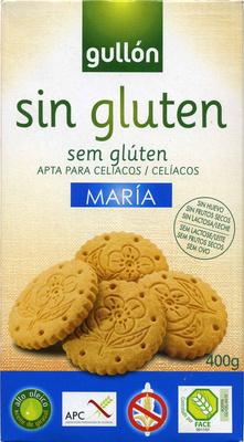 Galleta Maria sin gluten - Producto - es