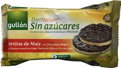 Tortitas de maíz Diet Nature - Producto