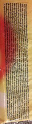 Crackers. Gullon - Información nutricional - es