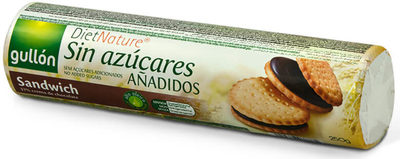 Diet Nature sandwich de chocolate sin azúcares - Product - es
