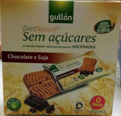 Chocolate e soja - Producto