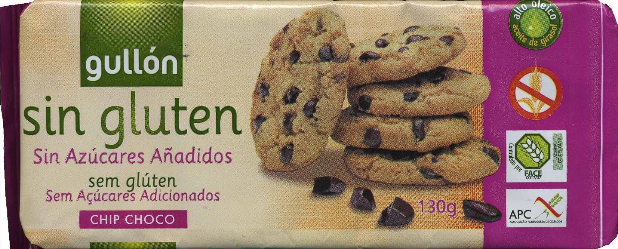 Cookies sin glúten sin azúcares añadidos - Producte