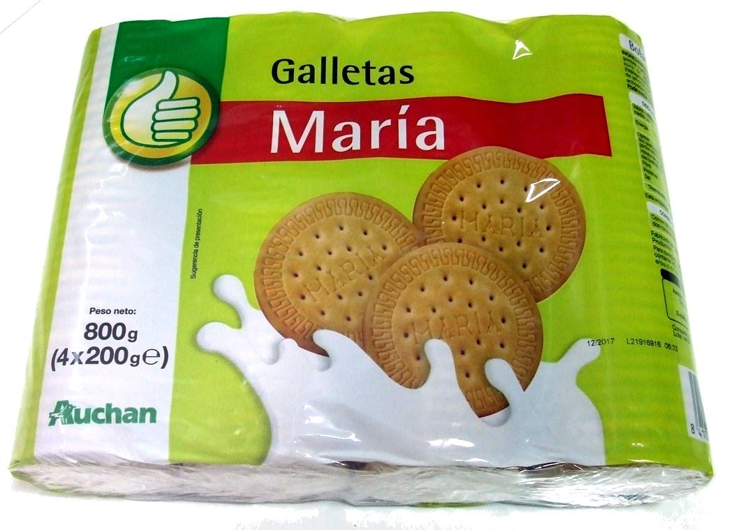 Galletas Maria - Produto - pt