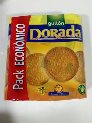 Galleta dorada - Product - es