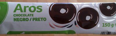 Aros de chocolate negro - Product - es