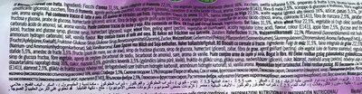 Frutta E Fibra / Cuor Di Cereale - Ingrédients