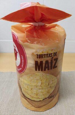 Tortitas de Maíz - Producto - es