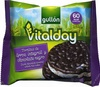 Tortitas de arroz con chocolate negro Vitalday - Product