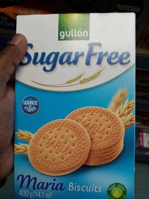 Sugar Free Maria Biscuits - Product - en