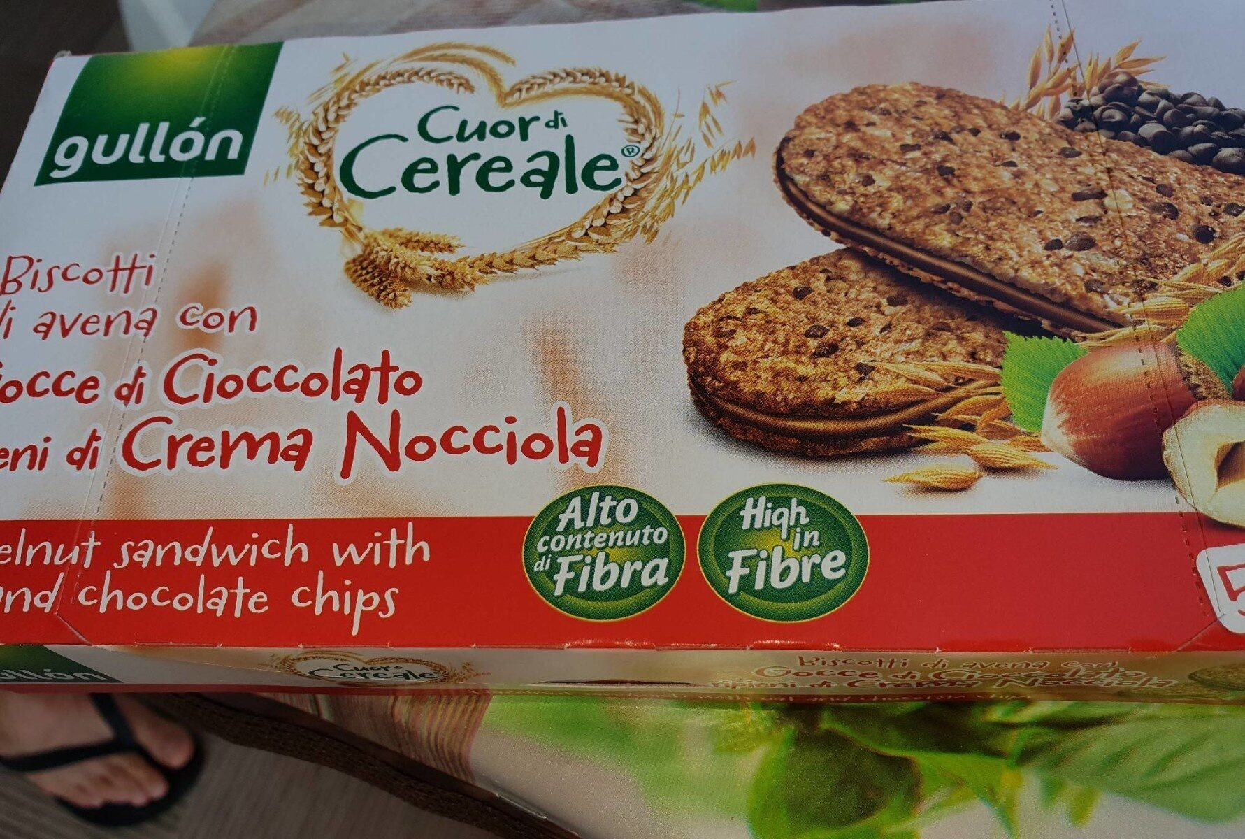 Cuor di cereale - Produit - ro