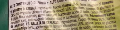 Cuore di Cereale - Ingredients