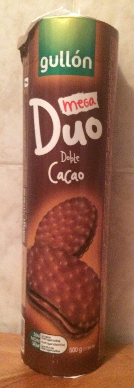 Mega Duo Doble Cacao - نتاج - fr