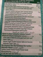 Gluten Free Sharkies Chocolate - Informations nutritionnelles - es