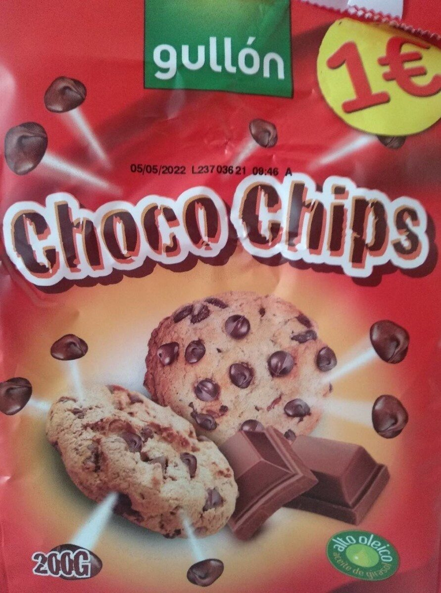 Choco chips - Product - en