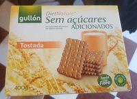 Galletas tostadas sin azúcares añadidos - Producte