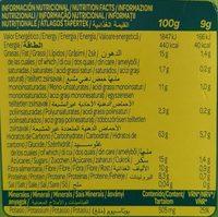 Ligera - Información nutricional - es