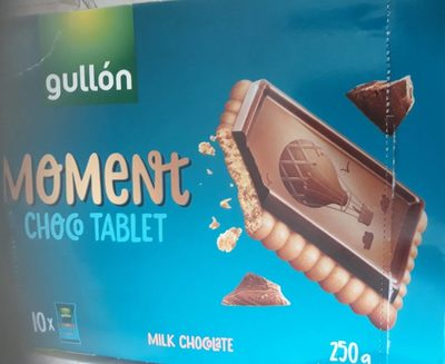 Moment choco tablet - Producto - es