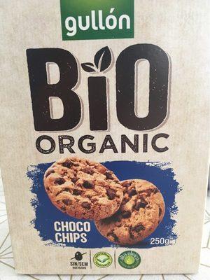 Choco Chips Bio Organic - Produto - es