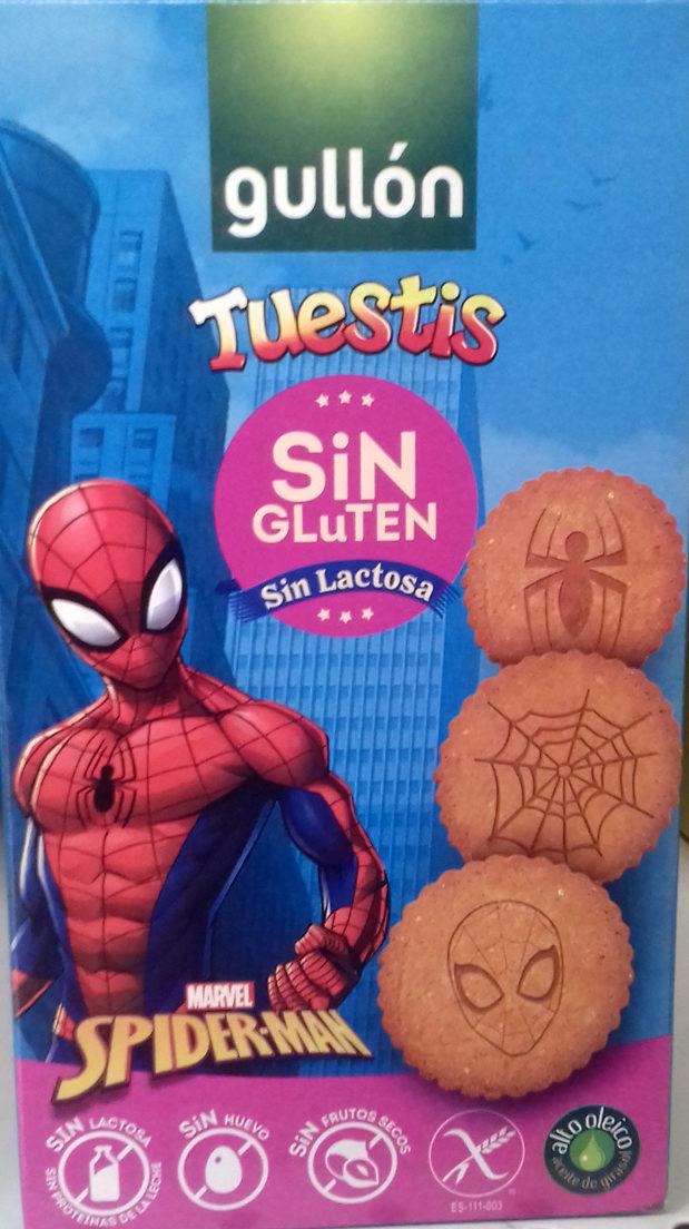 Tuestis spiderman - Producto - es
