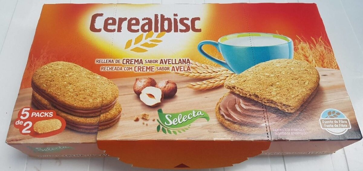 Cerealbisc - Producto - fr
