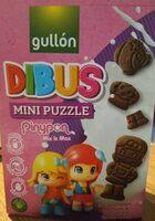 Dibus mini puzzel - Producte