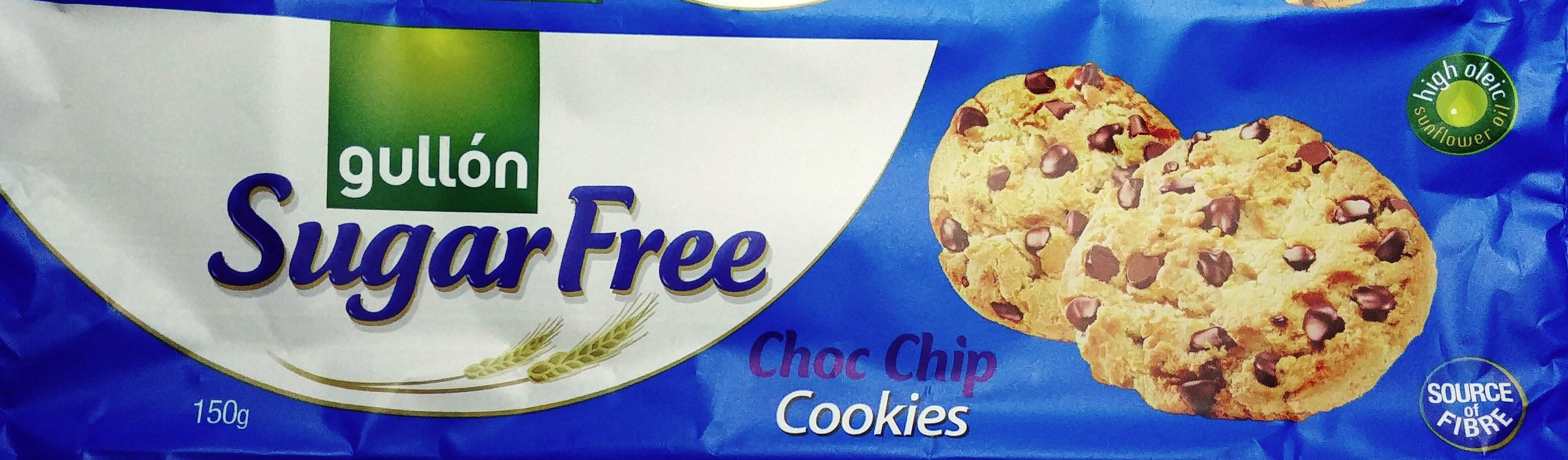Choc Chip Cookies - Product - en
