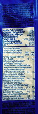 Choc Chip Cookies - Nutrition facts - en