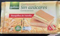 Barquillos de vainilla DietNature - Produto - pt