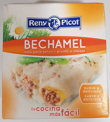 Bechamel - Producto