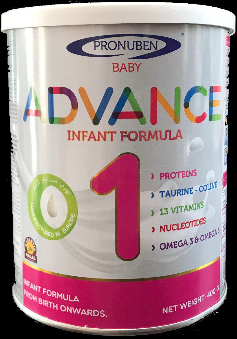 PRONUBEN BABY ADVANCE 1 - Product - en