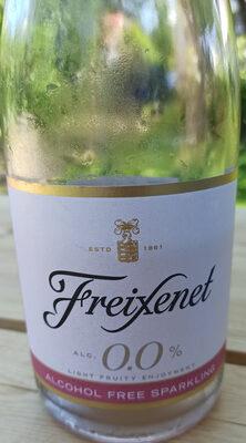 0.0% Alcohol Free Sparkling Rosé - Product - en