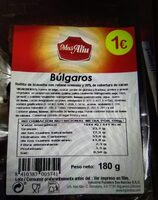 Bulgaros - Producto