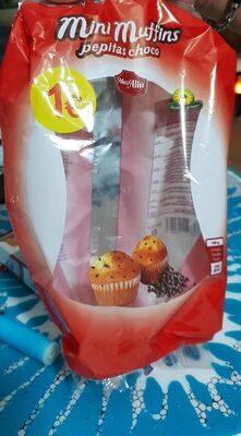Mini muffins - Product - es