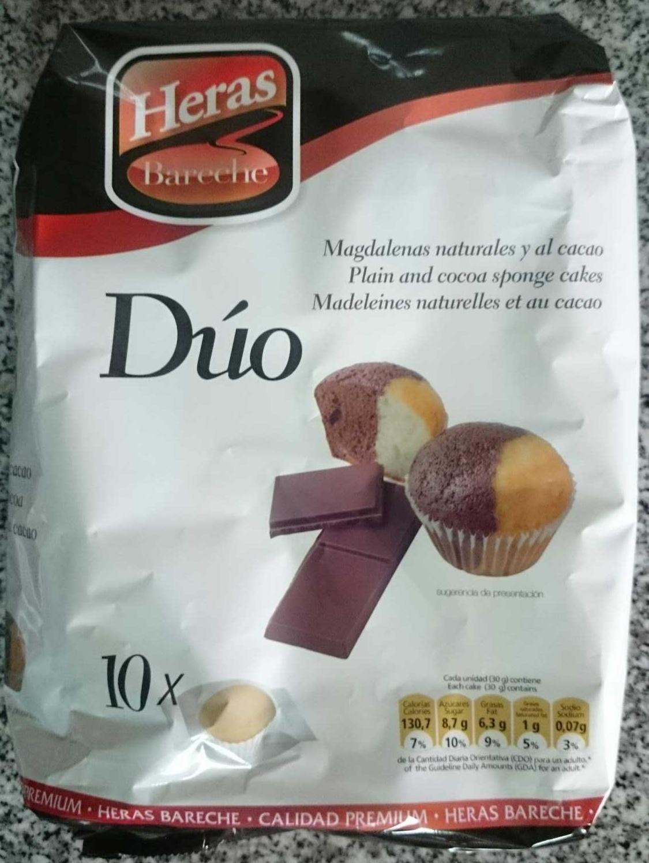 Dúo - Product - pt