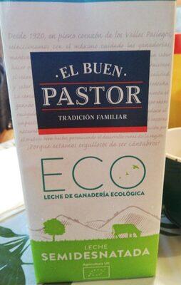 ECO leche de ganaderia ecológica