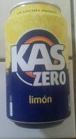 Kas Zero Limón - Produit - fr