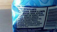 Gatorade Isotonic - Nuevo Aquarade Juega Y Gana - Ingredientes