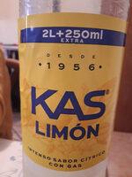 Kas Limón - Producto - es