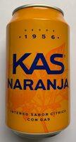 Refresco de naranja - Produit