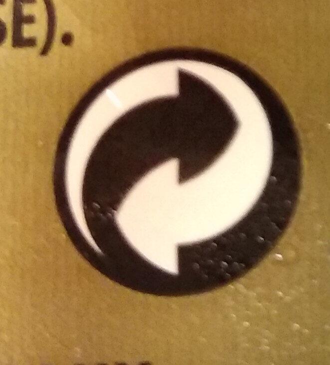 Zumo de uva a partir de concentrado - Istruzioni per il riciclaggio e/o informazioni sull'imballaggio - es